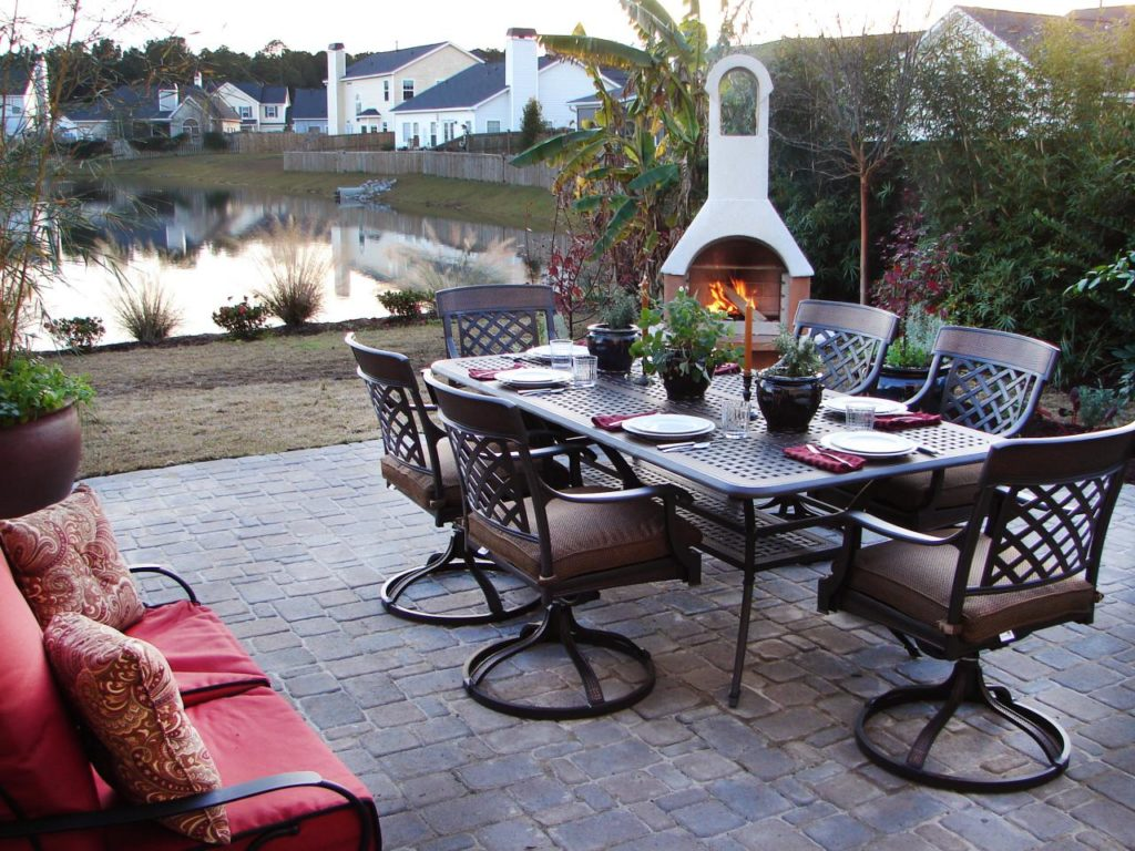 Irving TX Landscape Designs & Outdoor Living Areas Home Page Image-We offer Landscape Design, Outdoor Patios & Pergolas, Outdoor Living Spaces, Stonescapes, Residential & Commercial Landscaping, Irrigation Installation & Repairs, Drainage Systems, Landscape Lighting, Outdoor Living Spaces, Tree Service, Lawn Service, and more.