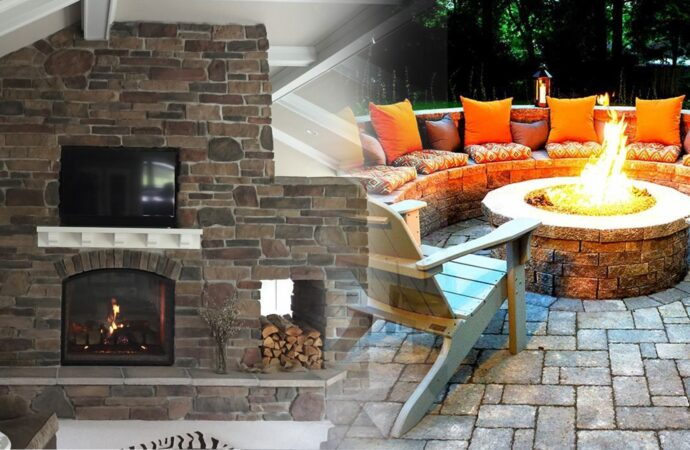 Outdoor Fireplaces & Fire Pits-Irving TX Landscape Designs & Outdoor Living Areas-We offer Landscape Design, Outdoor Patios & Pergolas, Outdoor Living Spaces, Stonescapes, Residential & Commercial Landscaping, Irrigation Installation & Repairs, Drainage Systems, Landscape Lighting, Outdoor Living Spaces, Tree Service, Lawn Service, and more.